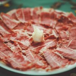 Extremadura jamon