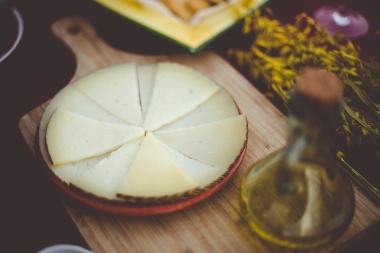 Extremadura cheese