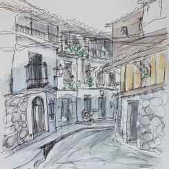 Urban sketch